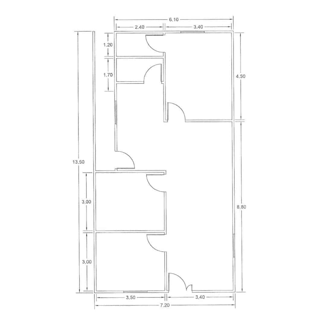 Building Sample – F